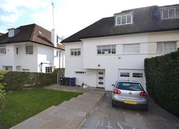 Thumbnail 5 bedroom semi-detached house to rent in Vivian Way, London