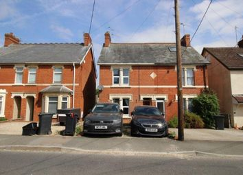 Thumbnail 2 bed semi-detached house for sale in New Road, Chiseldon, Swindon