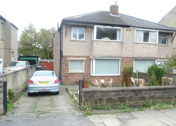 Thumbnail 3 bed semi-detached house for sale in Sherwell Rise, Bradford, West Yorkshire