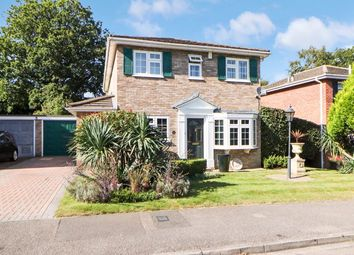 Thumbnail 3 bed detached house for sale in Caldwell Road, Windlesham