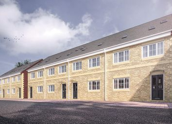 Thumbnail 3 bed town house for sale in Hough Lane, Wombwell, Barnsley