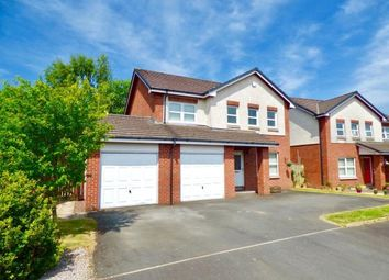Thumbnail 4 bed detached house for sale in Hardthorn Meadows, Dumfries, Dumfries And Galloway