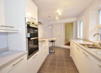 Thumbnail 3 bed terraced house for sale in Scotland Road, Stanwix, Carlisle, Cumbria