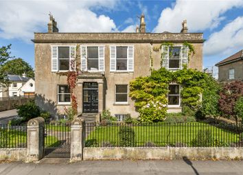 Thumbnail 6 bedroom detached house for sale in Church Road, Combe Down, Bath