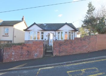 Thumbnail 2 bed detached bungalow for sale in Blaendare Road, Pontypool, Gwent