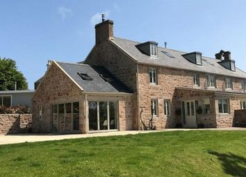 Thumbnail 5 bed property for sale in La Rue De Bechet, Trinity, Jersey