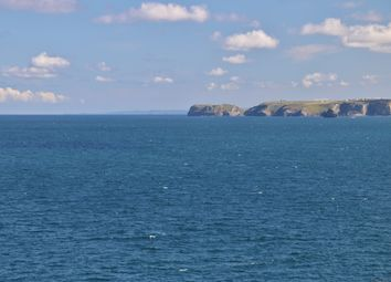 Thumbnail 4 bed link-detached house for sale in Cliffside, Port Isaac