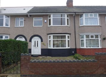 Thumbnail 3 bedroom terraced house to rent in Sewall Highway, Wyken, Coventry