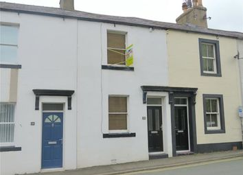 Thumbnail 1 bed terraced house for sale in South Street, Cockermouth, Cumbria