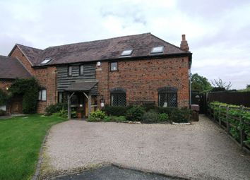 Thumbnail 3 bed barn conversion for sale in Birmingham Road, Hagley, Stourbridge