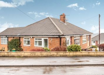 Thumbnail 2 bed semi-detached bungalow for sale in Squirrel Walk, Dewsbury