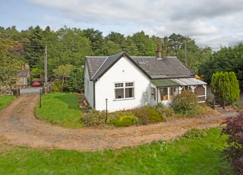 Thumbnail 3 bed detached bungalow for sale in Craigmhor, Calvine, Pitlochry
