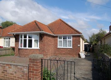 Thumbnail 2 bed detached bungalow for sale in Sherborne Avenue, Ipswich