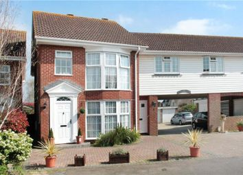 Thumbnail 3 bed end terrace house for sale in The Dell, Angmering, West Sussex