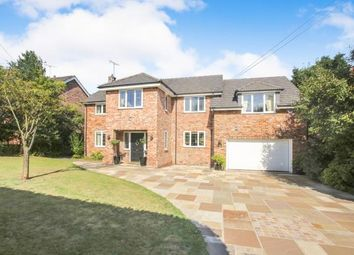 Thumbnail 5 bed detached house for sale in Meadow Drive, Prestbury, Macclesfield, Cheshire