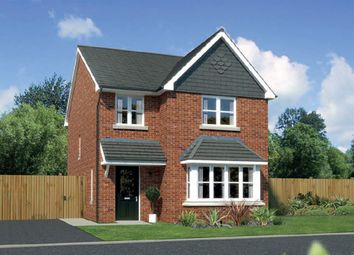 Thumbnail 4 bedroom detached house for sale in Upton Pines, Upton, Merseyside