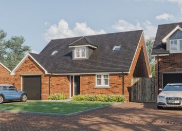 Thumbnail 3 bed detached bungalow for sale in Burndell Road, Yapton