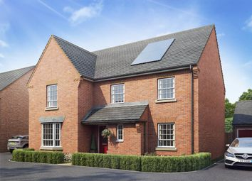 "Thumbnail 5 bedroom detached house for sale in ""Greenvale"" at Warkton Lane, Barton Seagrave, Kettering"