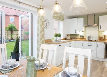 "Thumbnail 3 bedroom end terrace house for sale in ""Hatton"" at St. Georges Way, Newport"