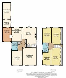Thumbnail 4 bed detached house for sale in Cold Blow Crescent, Bexley