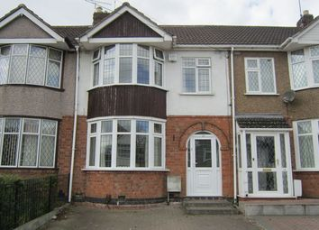 Thumbnail 4 bedroom terraced house for sale in Dulverton Avenue, Coundon, Coventry