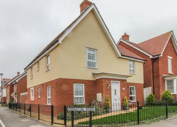 Thumbnail 4 bed detached house for sale in Picket Piece, Andover, Hampshire
