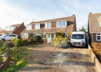 Thumbnail 4 bed semi-detached house for sale in Hardy Road, St. Margarets-At-Cliffe, Dover