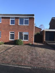 Thumbnail 3 bed semi-detached house to rent in Goodrich Close, Ross-On-Wye