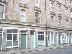 Thumbnail 1 bed flat to rent in Duke Street, Leith