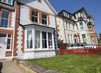Thumbnail 1 bed flat for sale in Chapel Park Road, St. Leonards-On-Sea, East Sussex.
