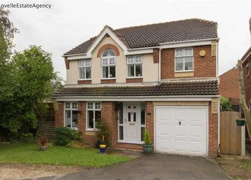 Thumbnail 4 bed property for sale in Elm Way, Messingham, Scunthorpe