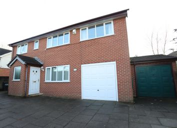 Thumbnail 4 bed detached house for sale in Blurton Road, Blurton