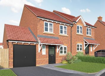 Thumbnail 3 bed semi-detached house for sale in Orleton Lane, Telford, Shopshire