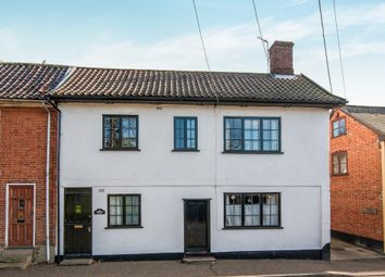 Thumbnail 3 bedroom link-detached house for sale in The Street, Dickleburgh, Diss