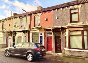 Thumbnail 3 bed terraced house for sale in Thornton Street, Middlesbrough, North Yorkshire