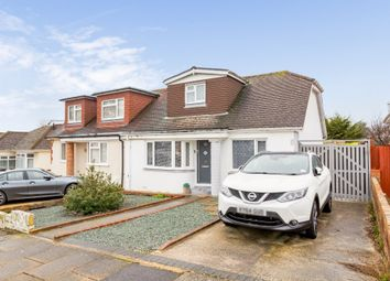 Thumbnail 4 bed semi-detached bungalow for sale in Griffiths Avenue, Lancing