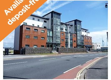 Thumbnail 2 bed flat to rent in Rope Quays, Gosport, Hampshire