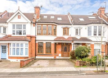 Thumbnail 5 bed terraced house for sale in Woodlands Avenue, Finchley, London