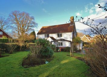 Thumbnail 4 bed cottage for sale in Turners Green Road, Sparrows Green, Wadhurst