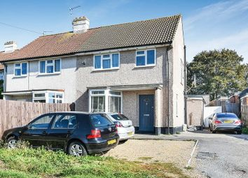 Thumbnail 3 bed semi-detached house for sale in Alexander Road, London Colney