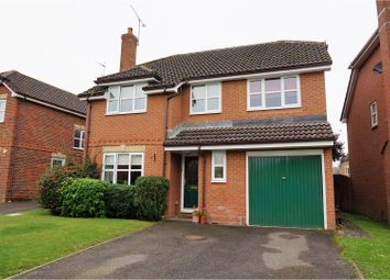 Thumbnail 4 bed detached house for sale in Culvercroft, Bracknell