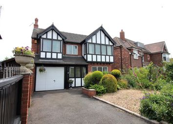 Thumbnail 3 bed detached house for sale in Beauvale, Newthorpe, Nottingham