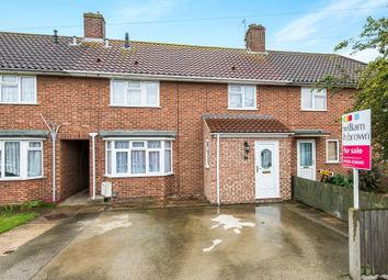 Thumbnail 3 bed terraced house for sale in Lowry Cole Road, Sprowston, Norwich