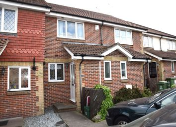 Thumbnail 2 bed terraced house to rent in Snipe Close, Erith