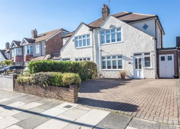 Thumbnail 3 bed semi-detached house for sale in Leysdown Road, Mottingham, London