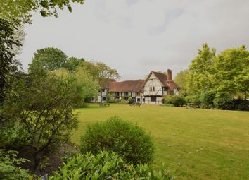 Thumbnail 4 bed property for sale in Manor Road, Walton-On-Thames