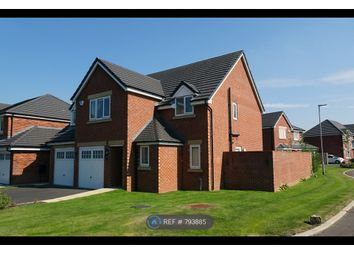 Thumbnail 5 bed detached house to rent in Thistleton Place, Wrea Green