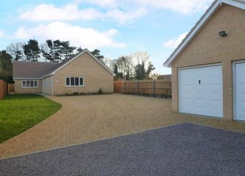 Thumbnail 5 bed detached bungalow to rent in Millers Rise, Lakenheath, Brandon