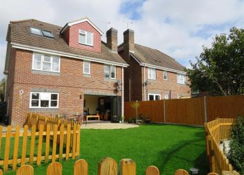 Thumbnail 5 bedroom detached house for sale in Coulstock Road, Burgess Hill
