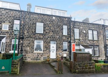 Thumbnail 3 bed terraced house for sale in Hawthorn Crescent, Yeadon, Leeds